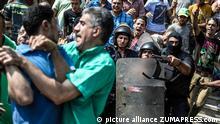 Ägypten Muslimbrüder Protest Ausschreitung Militär Gewalt
