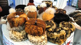 پوست و چرم از کالاهای مهم صادراتی افغانستان به اروپا هستند.
