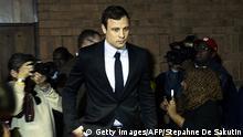 Oscar Pistorius mahakamani