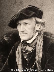 Рихард Вагнер, фотография 1868 года
