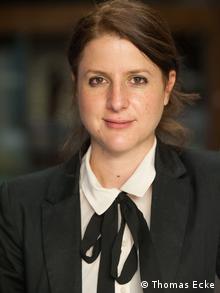 Deutscher Medienpreis Entwicklungspolitik Marcela Peláez Preisträgerin Lateinamerika