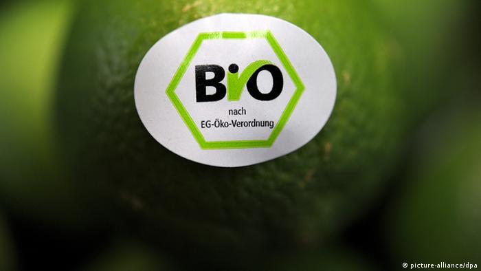 Symbolbild Bio-Lebensmittel