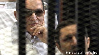 Hosni Mubarak 13.04.2013