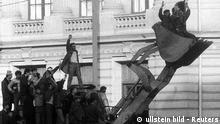 Rumänien Geschichte Revolution Bukarest 1989