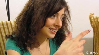 ماریا تبریزپور، نویسنده کتاب خانهی اجارهای