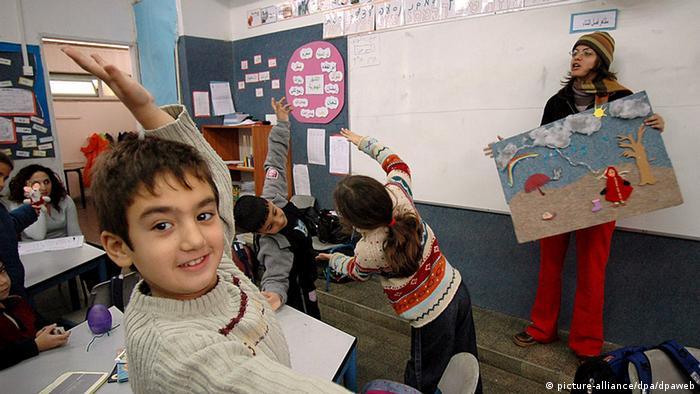 Bildergalerie Kinder Lesen und Schreiben lernen (picture-alliance/dpa/dpaweb)