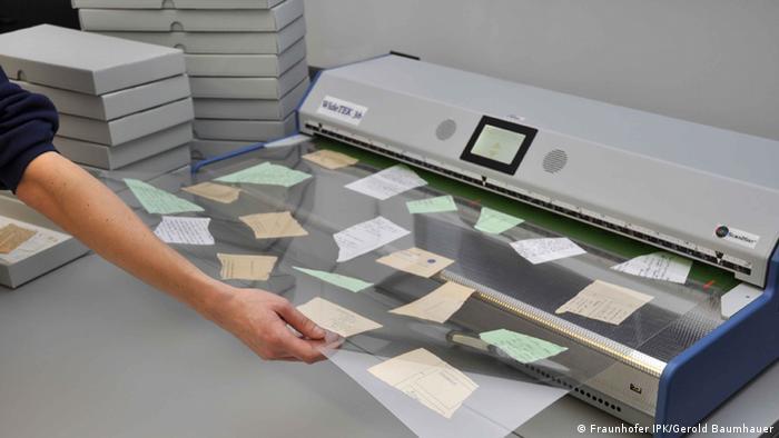 Scanner Copyright: Fraunhofer IPK/Gerold Baumhauer
