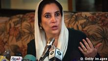 Pakistan Benazir Bhutto Mord Selbstmordattentat