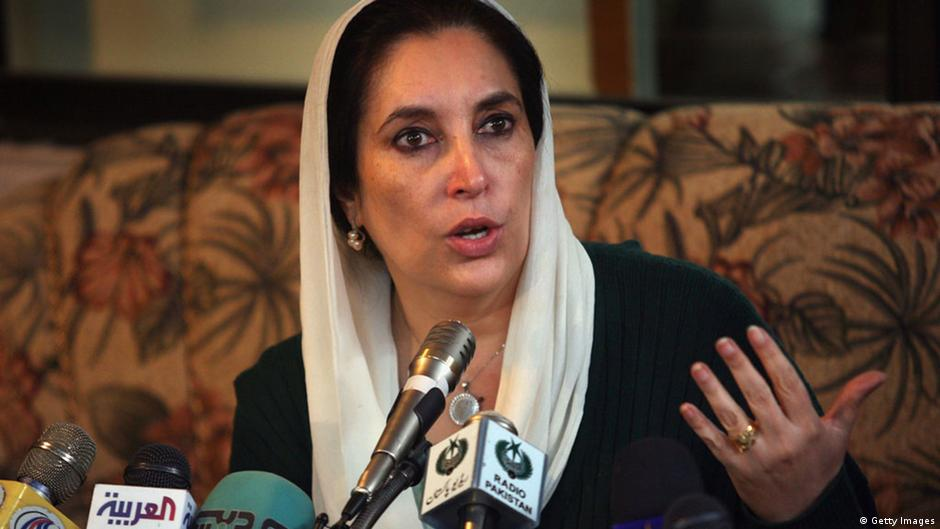 Benazir Bhutto: Former Pakistani PM ′was highly undemocratic