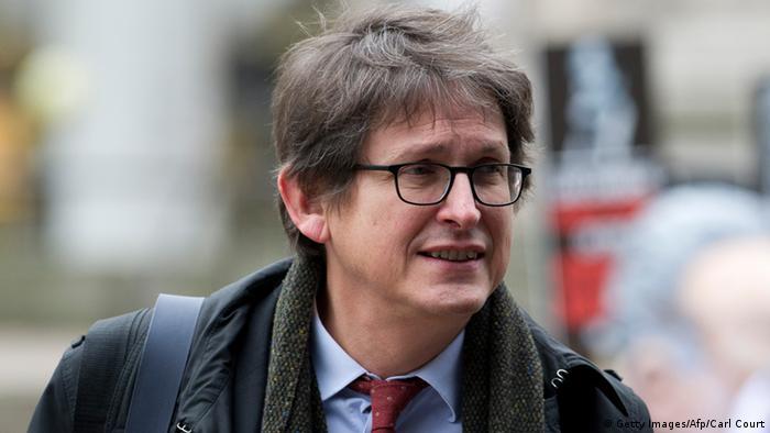 آلن راسبریجر، سردبیر روزنامه گاردین