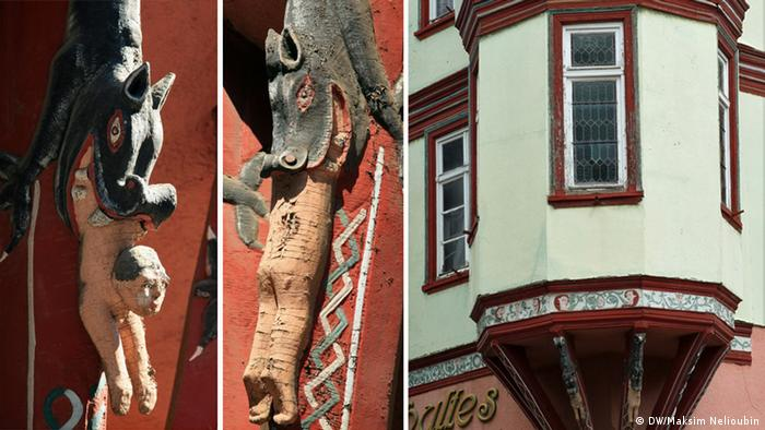 Лимбург-на-Лане (Limburg an der Lahn). Фото: DW / Максим Нелюбин