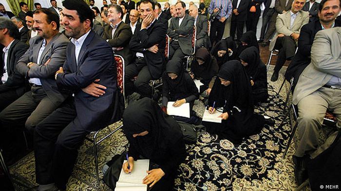 Bildergalerie iranisches Ministerium (MEHR)