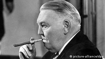 Λούντβιχ Έρχαρντ, ο πατέρας του μεταπολεμικού οικονομικού θαύματος