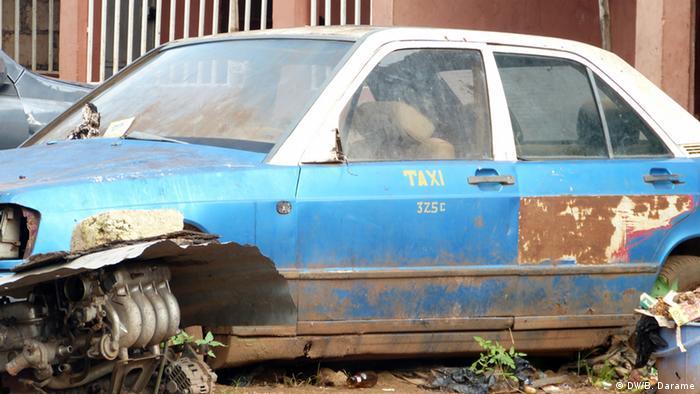 Mercedes-Benz in Bissau