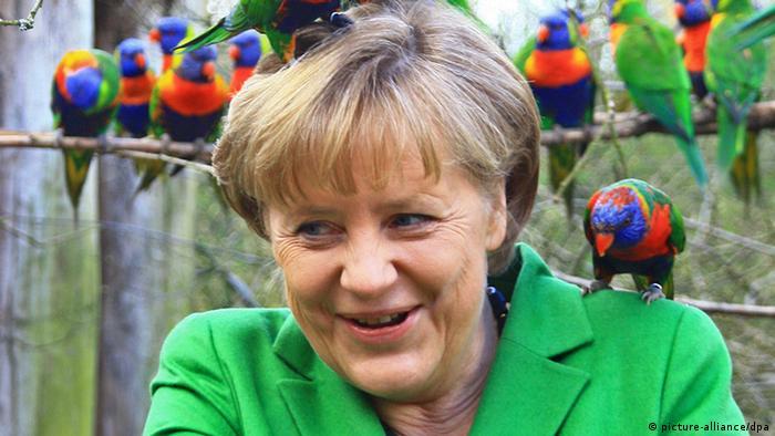 Ангела Меркель, 2012 год
