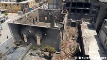 Diese koptische Kirche im Süden von Kairo wurde im Jahr 2013 angegriffen