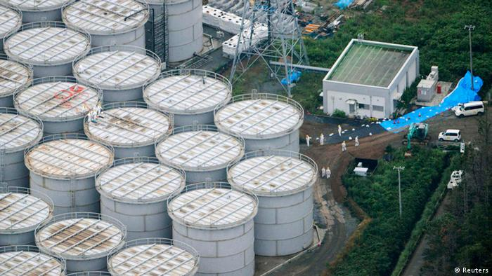 Usina Nuclear de Fukushima