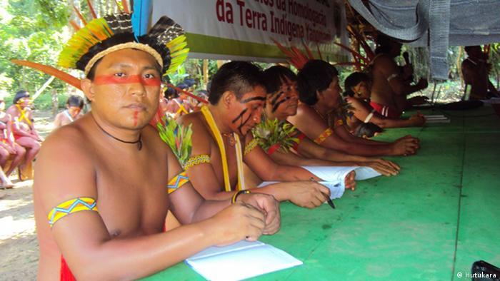 Dario Kopenawa Yanomami, líder del pueblo Yanomami, Brasil.