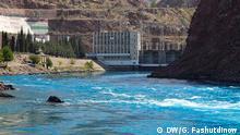 Wasserkraftwerk in Tadschikistan