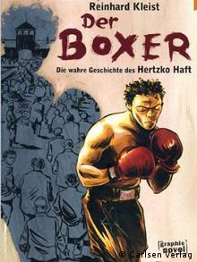 Buchcover Reinhard Kleist Der Boxer