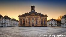 Ludwigskirche Saarbruecken (Fotolia: #45696532); © Fotolia/wolfgangstaudt
