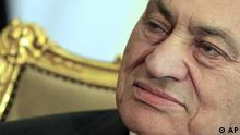 mubarak ägypten justiz kairo hausarrest