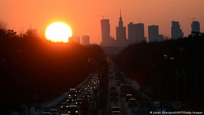 Sun not setting on Warsaw as an emerging market