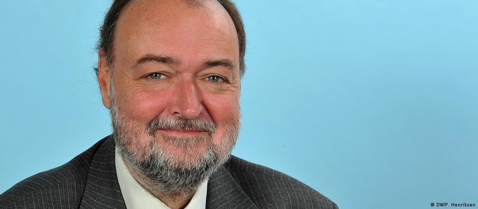 Bernd Johann, da redação ucraniana da DW