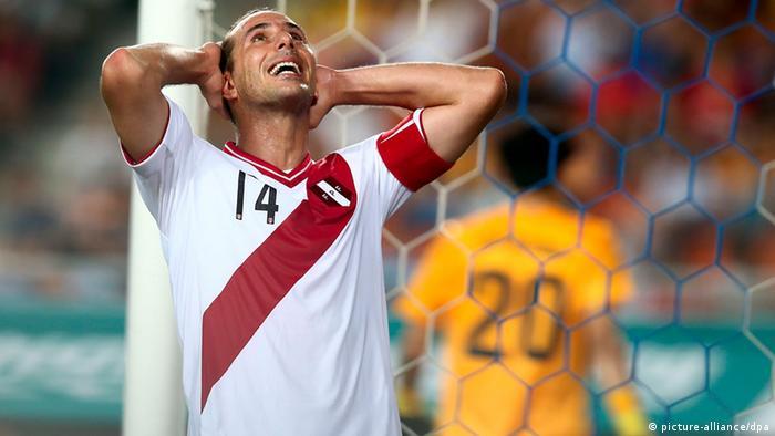 Claudio Pizarro quedó en deuda con su país. Con él Perú intentó ir a cuatro Mundiales y no llegó a ninguno.