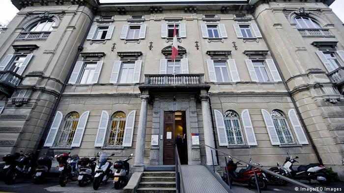 Федеральний кримінальний суд у Беллінцоні