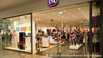 C&A store in Bergisch-Gladbach, Germany