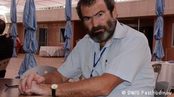 Arkadij Dubnov russischer Experte für Zentralasien
