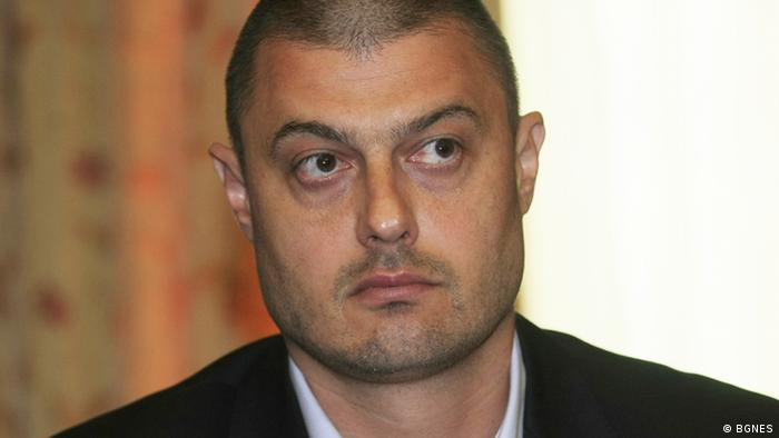 Bulgarien - Journalist und Politiker Nikolay Barekov