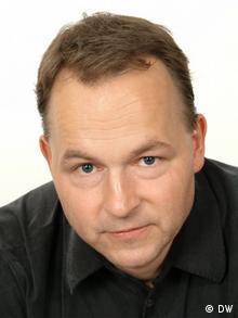Deutsche Welle Claus Stäcker