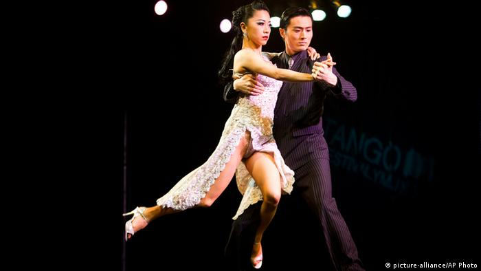 World Tango Championship in Argentina