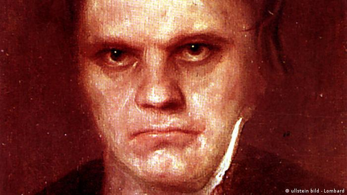 A portrait of Beethoven (c) ullstein Bild - Lombard