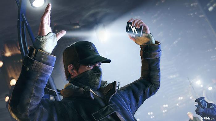 Screenshot aus Watch Dogs Copyright: Ubisoft zugeliefert von: Jan Bruck