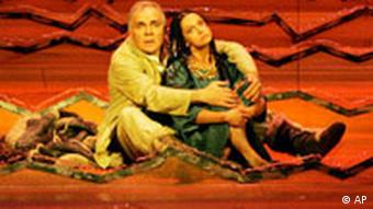 Theater Erfurt Philip Glass Oper Warten auf die Barbaren