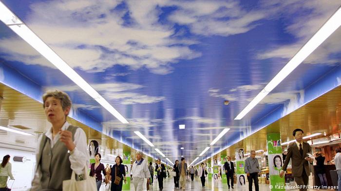 Japan Öffentlicher Personennahverkehr in Tokio