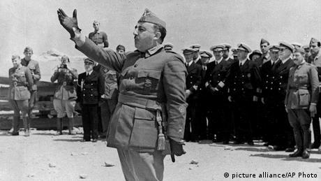Spanien Francisco Franco (picture alliance/AP Photo)
