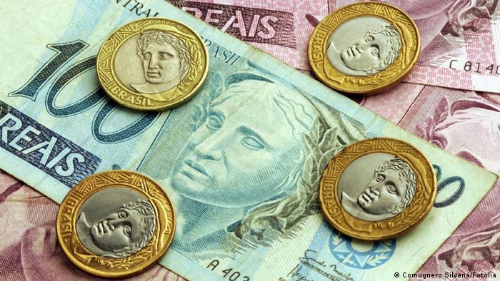 Brasilianische Währung Real (Comugnero Silvana/Fotolia)