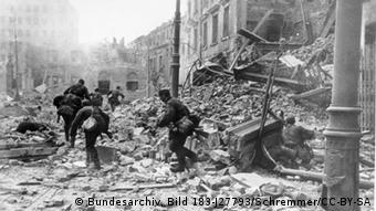 Το γκέτο της Βαρσοβίας, 1943