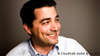 Robert Valerio copyright: CloudSafe GmbH & Co. KG