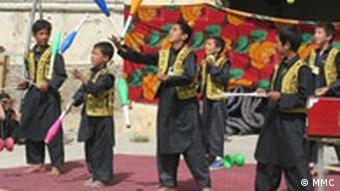 Zirkusprojekt in Afghanistan