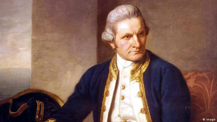 what did james cook discover