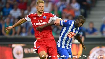 Bundesliga - Hertha BSC v Hamburger SV