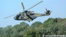 هلیکوپتر NH90 ساخت یکی از شرکتهای وابسته به ایرباس
