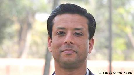 Sajeeb Ahmed Wazed Young Global Leaders of the World Bangladesch