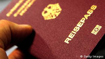 Symbolbild Einbürgerung Deutschland