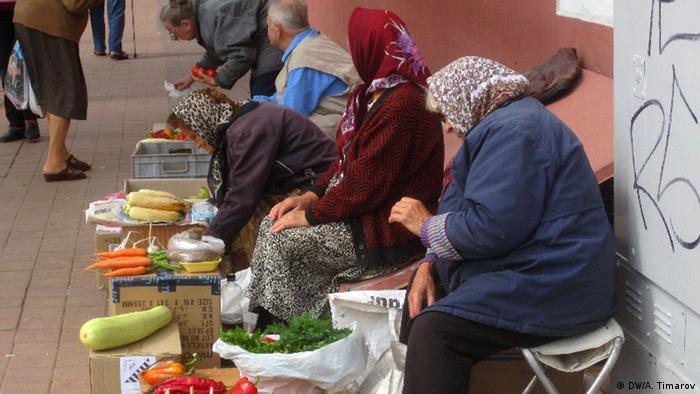 Торговля на улицах Минска